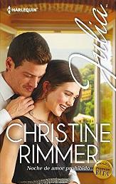 Noche de amor prohibido (Julia) de Christine Rimmer
